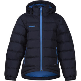 Bergans Down Jacket Barn Navy/Light Winter Sky